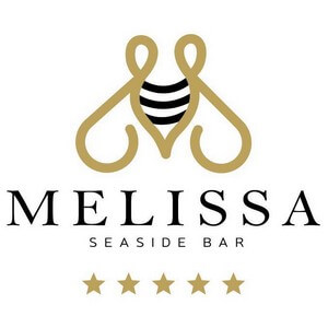 Λογότυπο MELISSA SEASIDE BAR