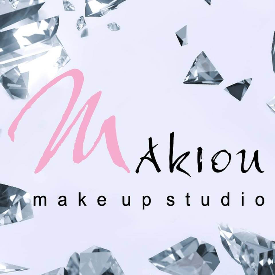 Λογότυπο MAKIOU MAKE UP STUDIO